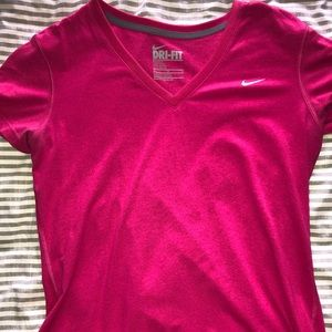 Women's Nike Dri Fit shirt